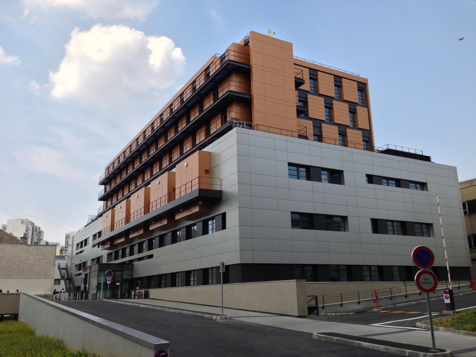 Ingitech accueil for Restauration hopital emploi